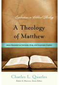 theology of matthew